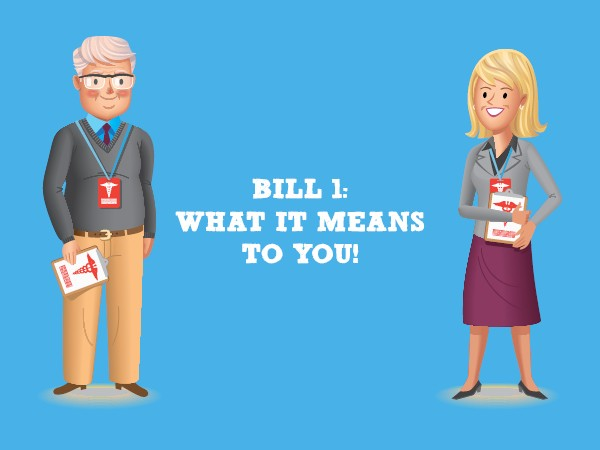 Bill 1 Frequently Asked Questions