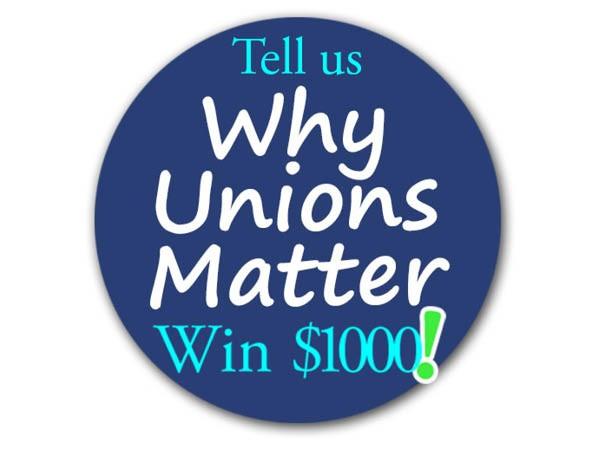 Unions Matter Contest Slider