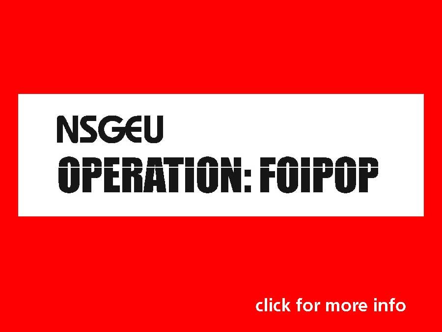 Operation FOIPOP