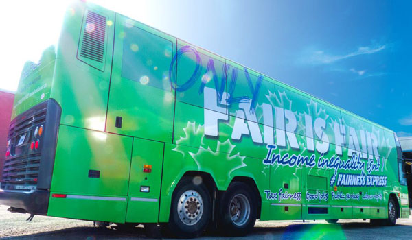 The Fairness Express!