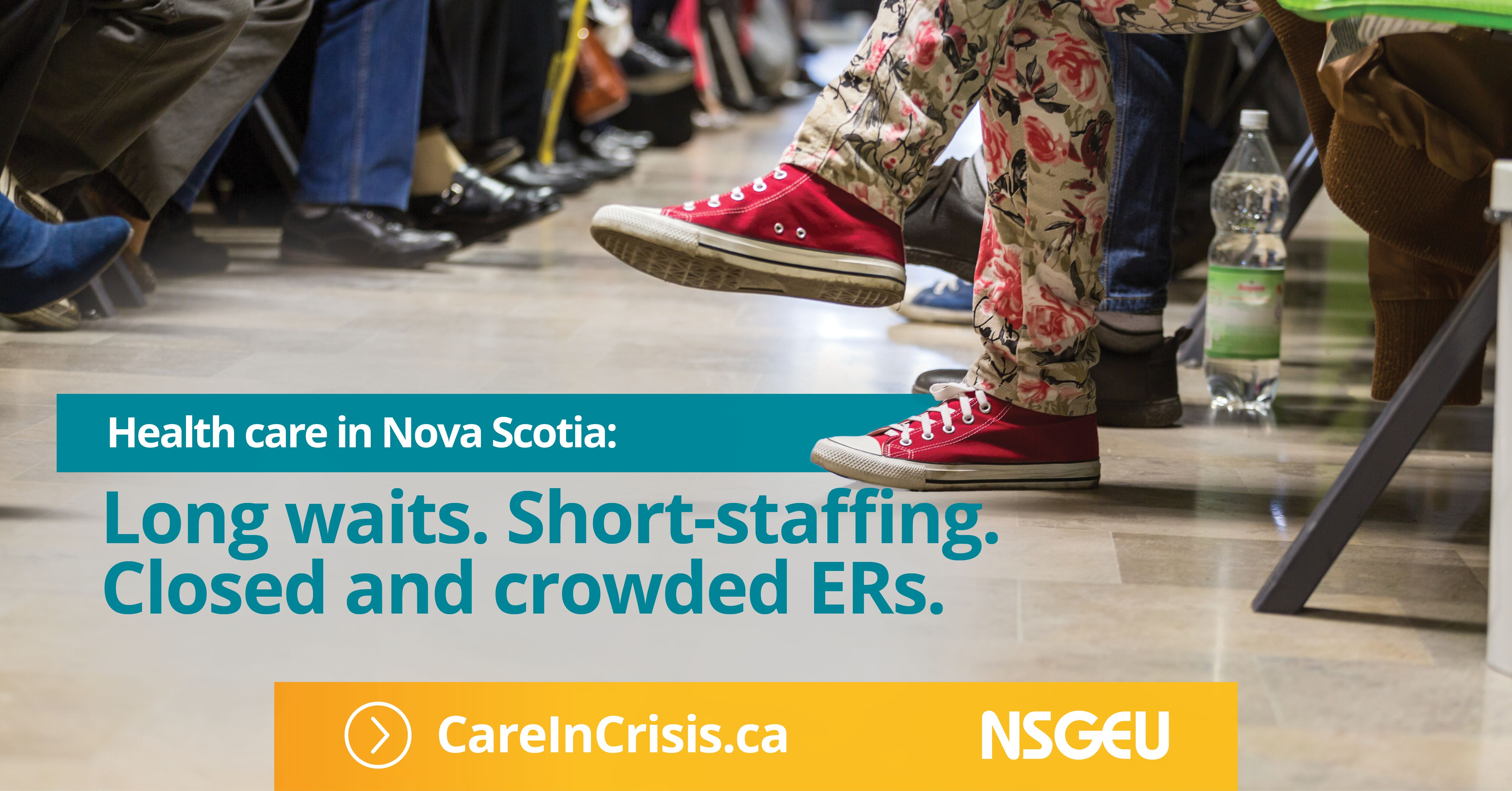 Long waits. Short-staffing. Closed and crowded ERs.